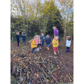 Our Forest Schools Area