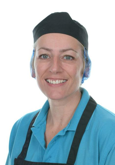 Mrs Holt - Catering Manager