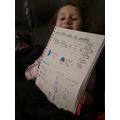 Grace's super maths work