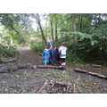 Forest School site