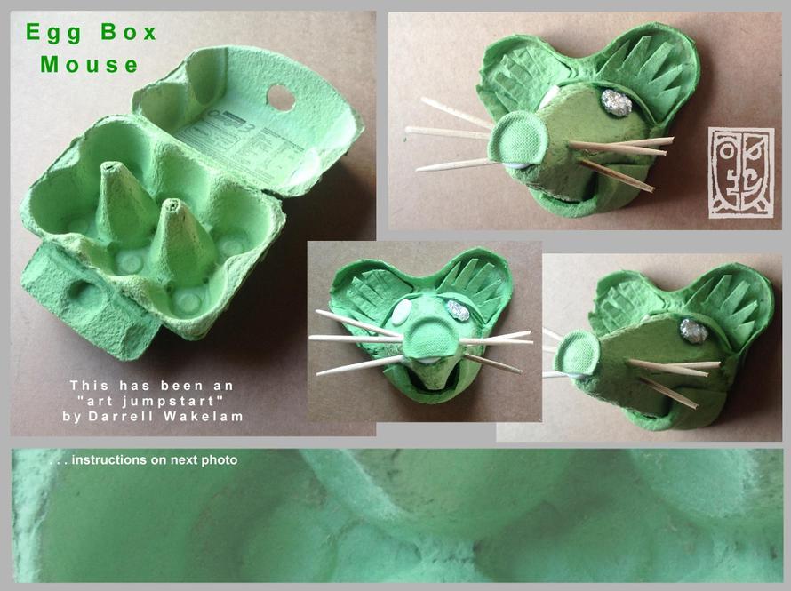 Eggbox Mouse