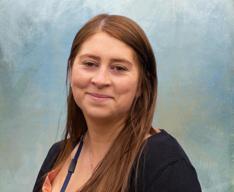 Jodie Fisher - Year 2 Teacher