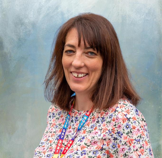Vicky Griffiths - Year 1 TA