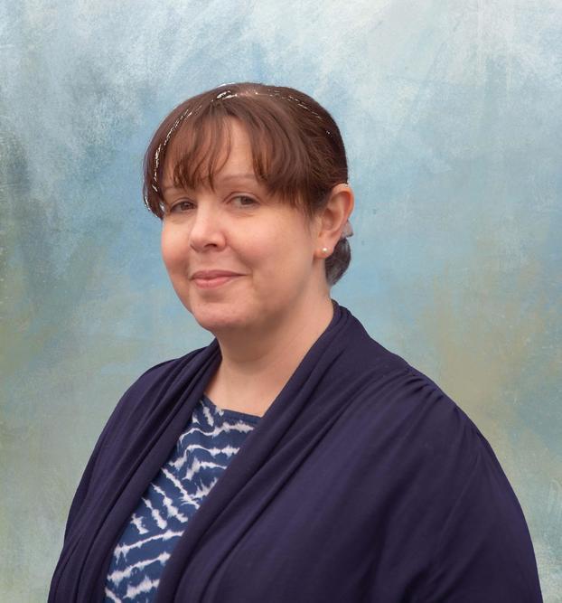 Anne Garrod - Lunchtime Supervisor