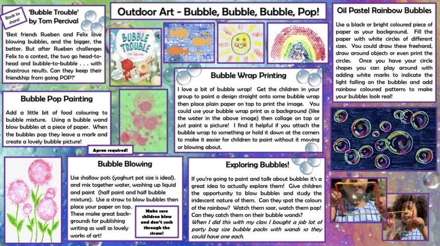 Bubble Bubble Bubble Pop