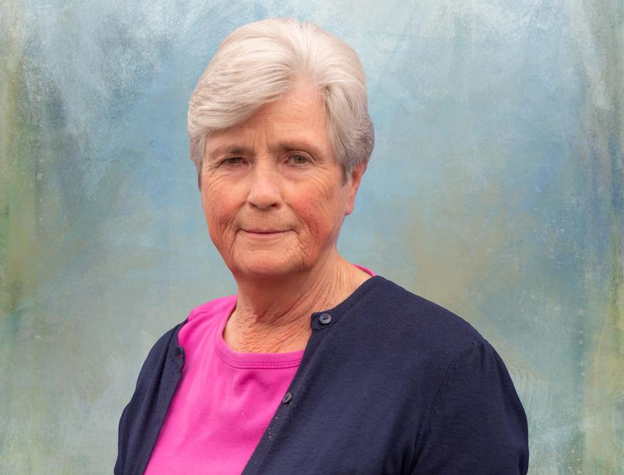 Carol Cartwright - Lunchtime Supervisor