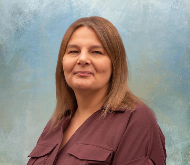 Elaine Pemberton - Headteacher