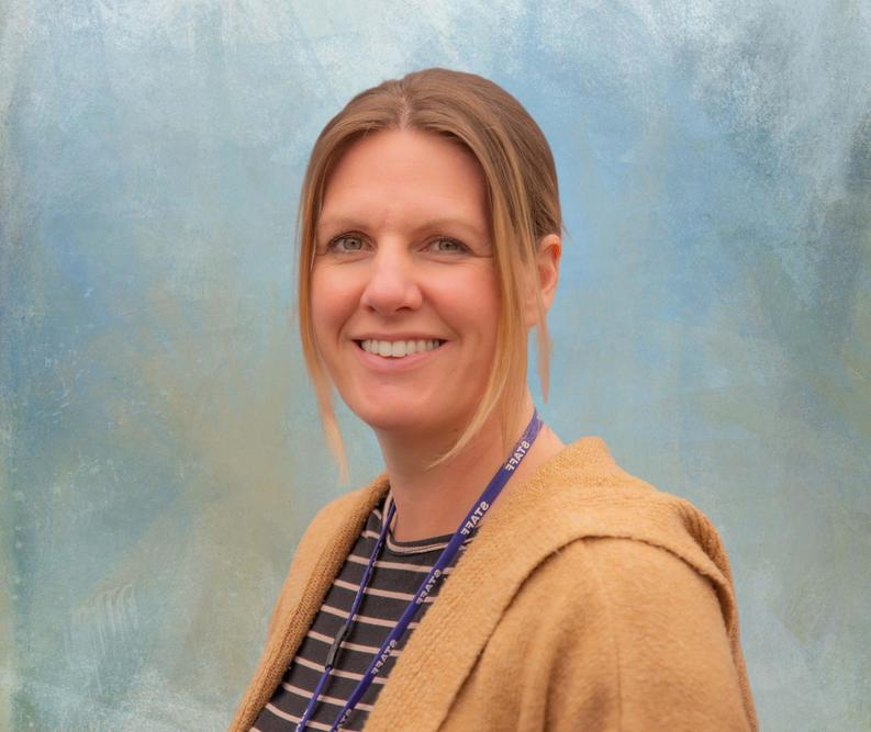 Helen Broughton - Reception Teacher