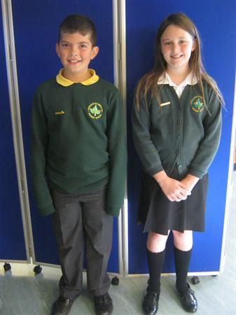 Worksop Junior Council Representatives
