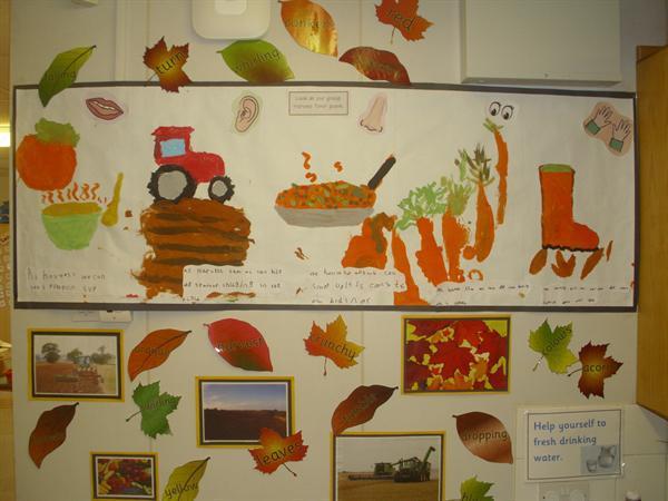 Our Harvest Poem