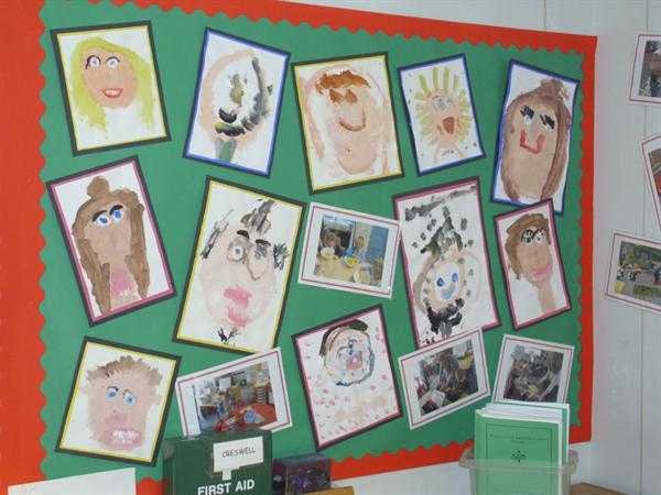 Our fantastic self portraits