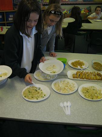 Our taste of China day