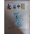 Great drawing skills!