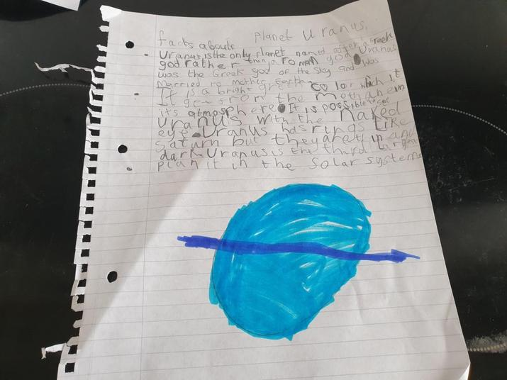 All about Uranus!