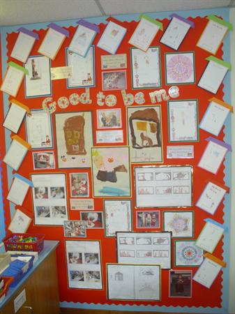 Our topic display
