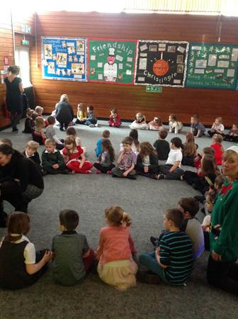 Pass the parcel time!