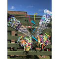 Creswell Class made a bright and shiny butterfly