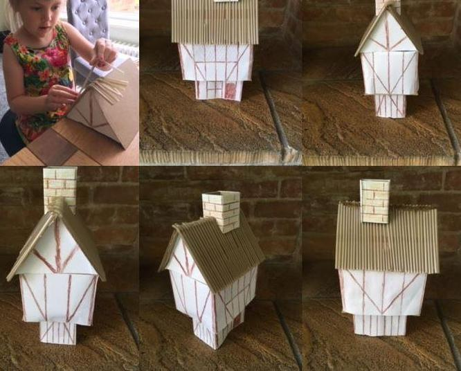 Such an amazing recreation of a Tudor house