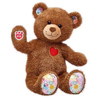 Hello I'm a Care Bear!