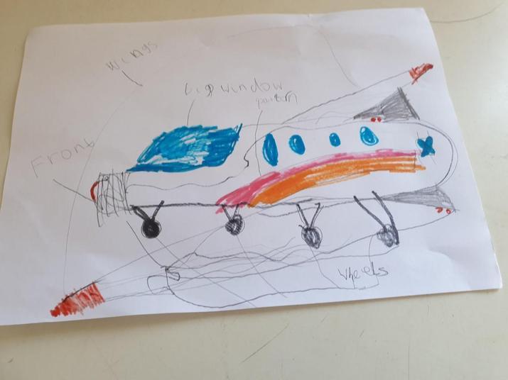 A wonderful plane