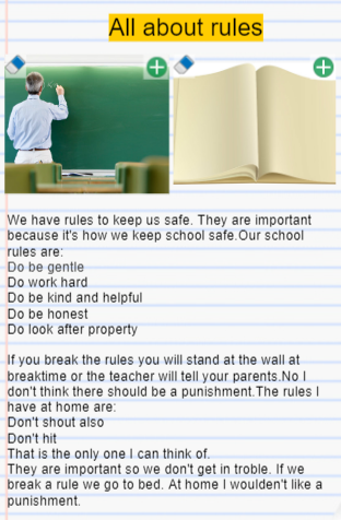 A great set of rules.