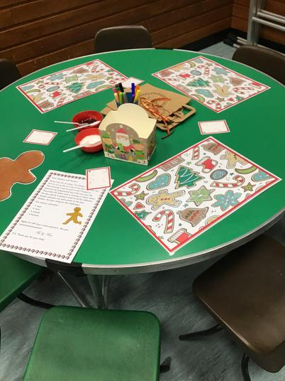 The Great Gingerbread challenge!