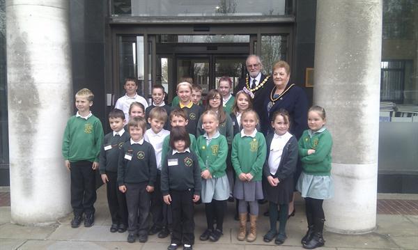 St. Luke's and Haggonfields School Council
