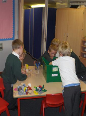 Rufford Class in action