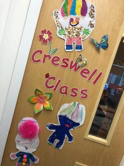 Dare you come into our classroom?