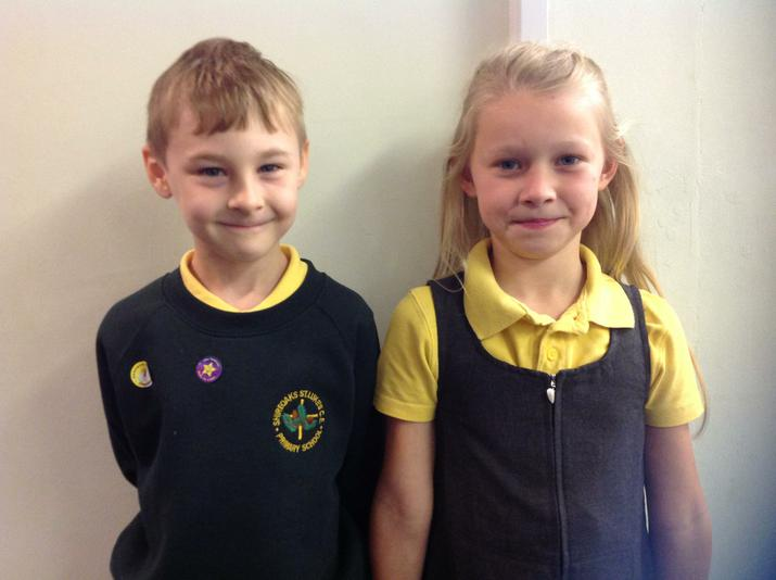 Representatives from Rufford Class