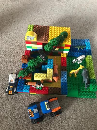 A lego zoo!
