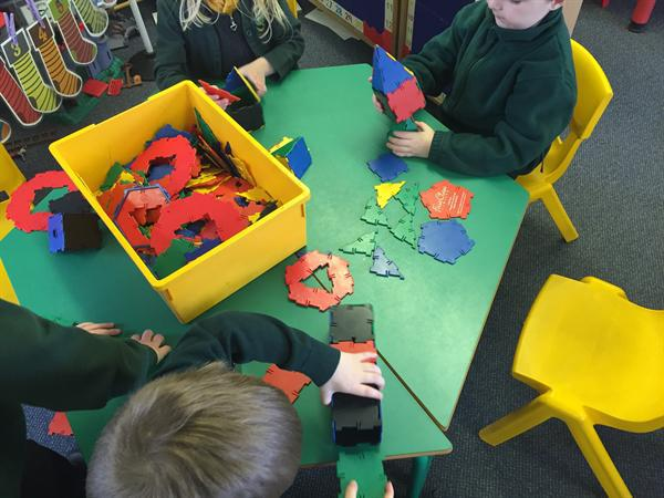 Creating 3D shapes