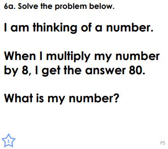 Reasoning question 3