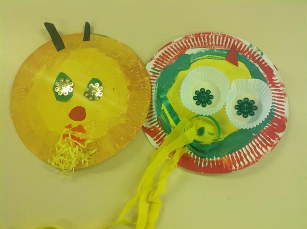Marvellous Dragon Masks!