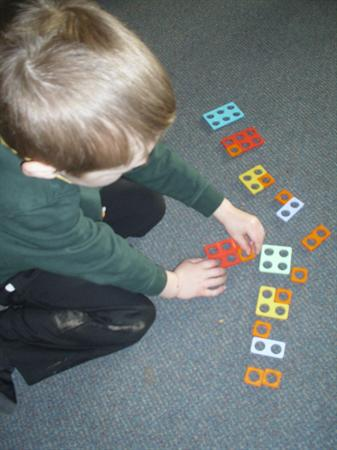Adding one more using numicon