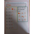 More wonderful maths work!