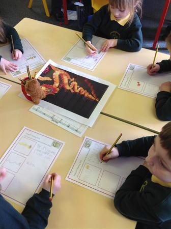 How can we describe the dragon?