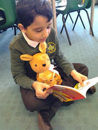 Spring 2 - World Book Day