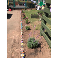 Our fantastic painted prayer pebbles