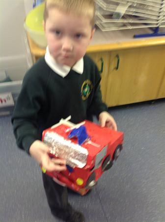 Fabulous Fire Engines!