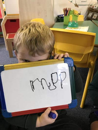 We are writing new words everyday