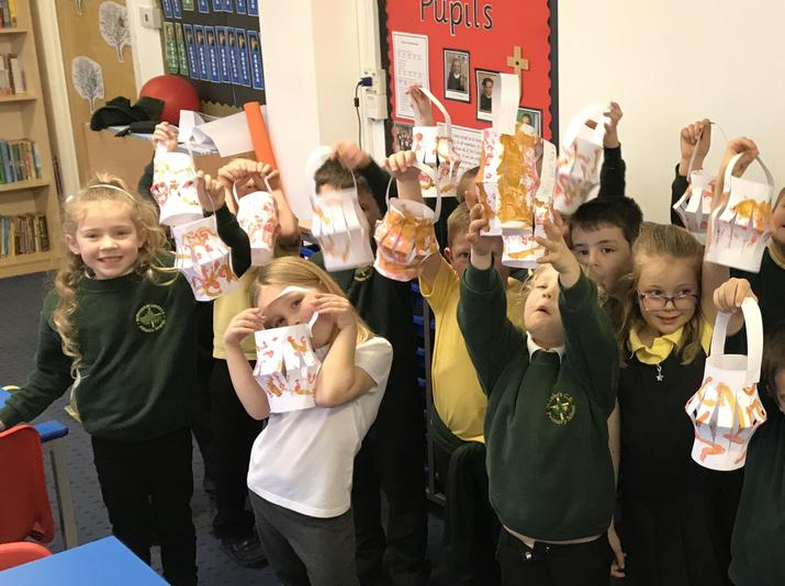 Look at our printed Chinese lanterns