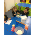 We enjoy baking in Clumber Class.