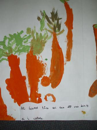Super painting and wonderful writing.
