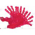 Printed dinosaurs