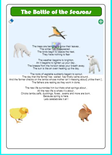A Spring Poem