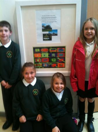 Our fantastic work on display in Portland