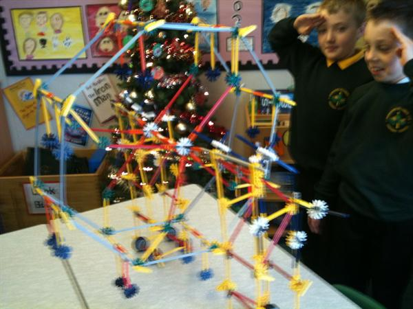 Check out our big wheel