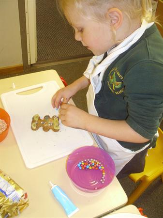 Making our own Biscuit Bears