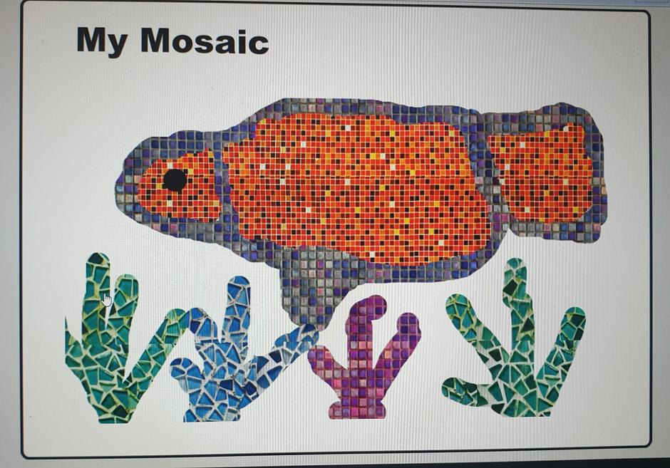 Marissa's Marvellous Mosaic!